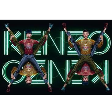 Kenzo svela la nuova campagna