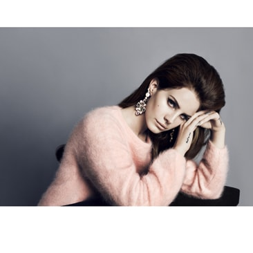 Lana Del Rey volto di H&M