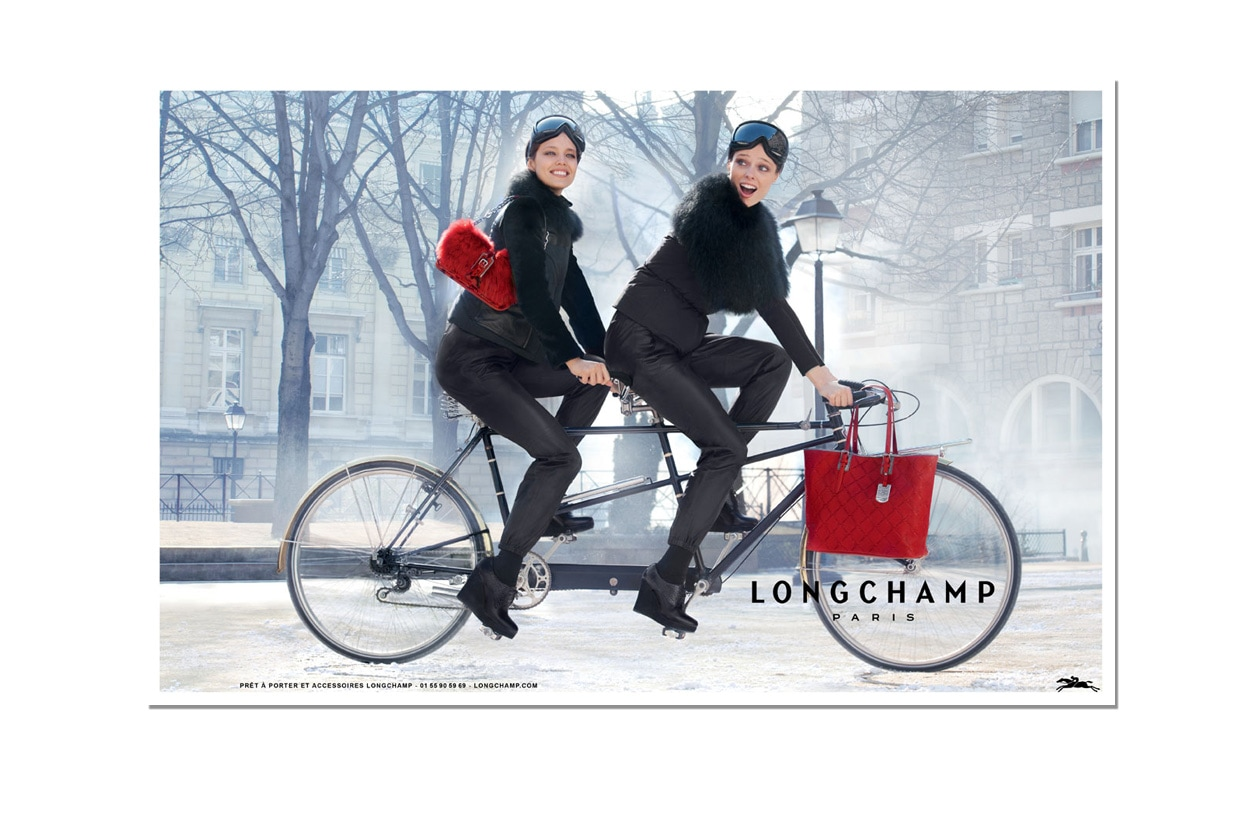 Longchamp Adv AW12 DP
