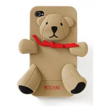 Moschino: l'orsetto per iPhone