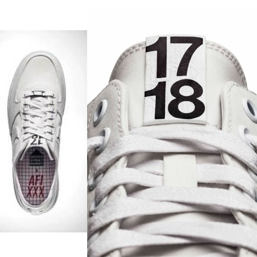 Nike e Dover Street market presentano la DSM AF1