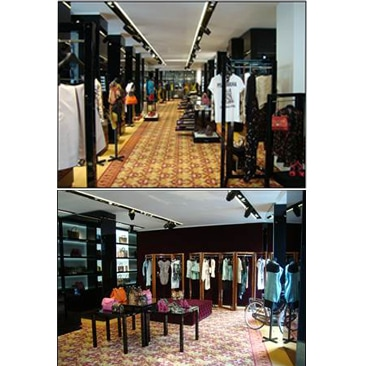 Nuovi talenti per lo store Dolce&Gabbana Spiga 2