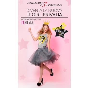 Privalia cerca la sua it girl