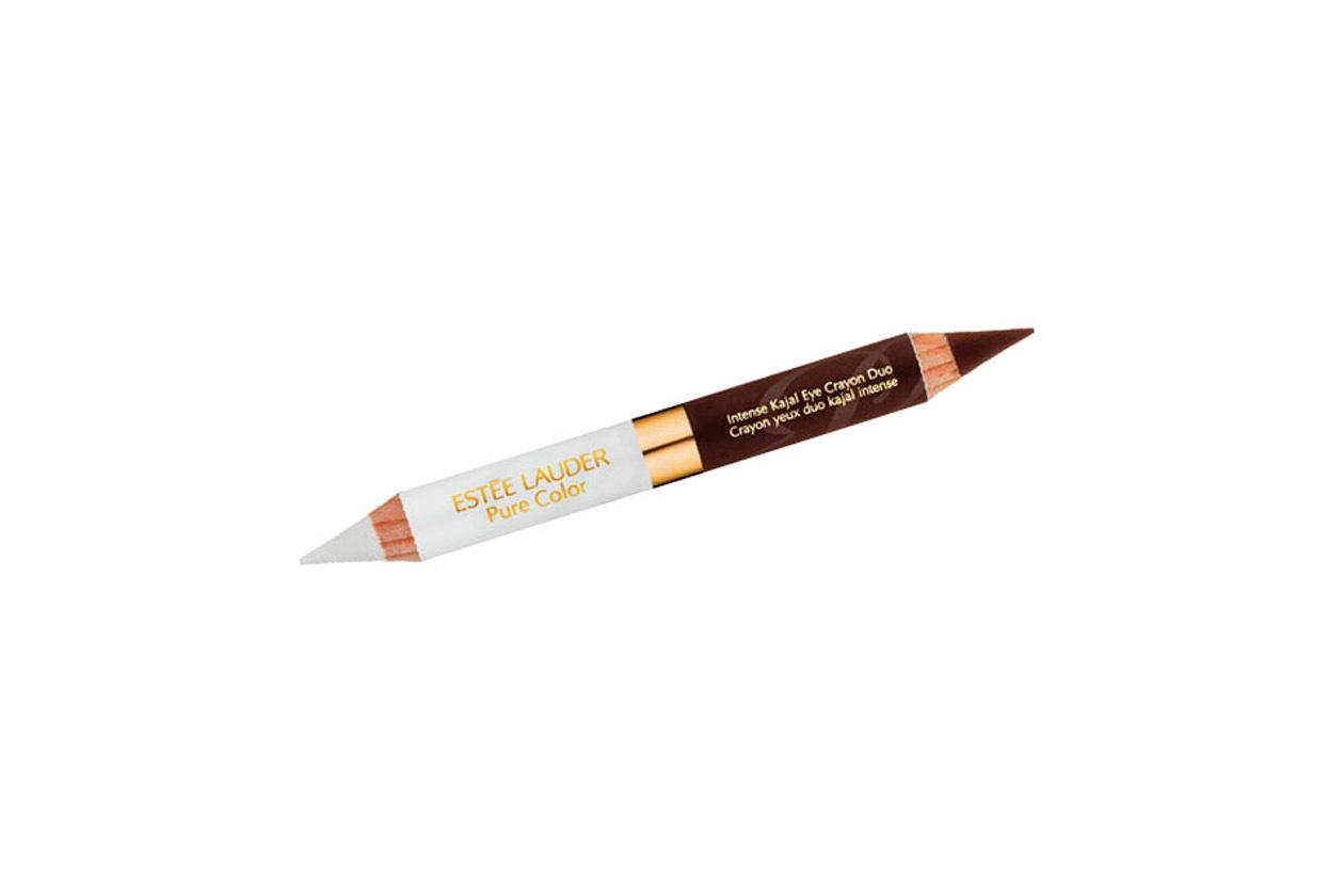 Pure Color Intense Kajal Eye Crayon Duo: una formula cremosa in matita con due tonalità per gli occhi