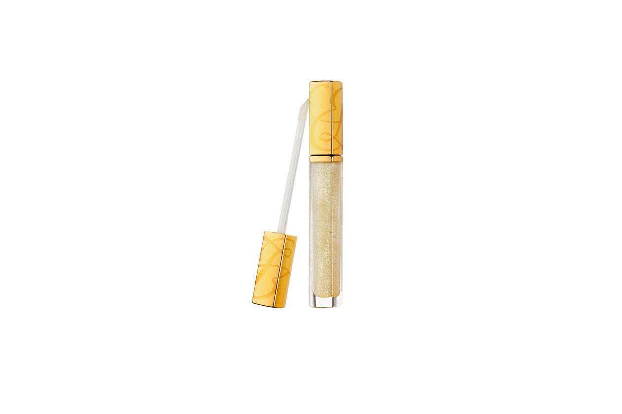 Shimmering Mirage Gloss: un gloss trasparente con riflessi dorati per un tocco di colore extrashimmer
