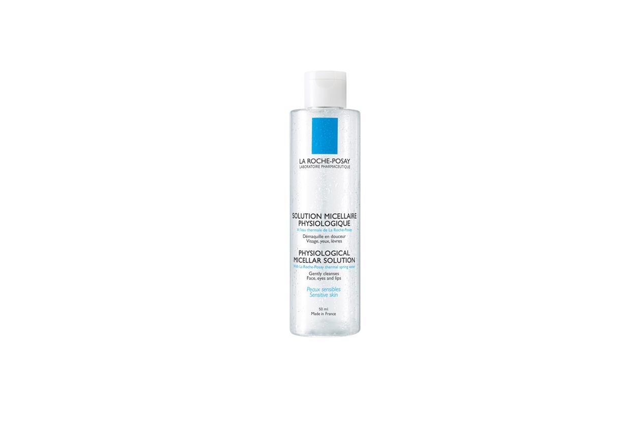 Specifica per le pelli sensibili la soluzione micellare fisiologica con acqua termale di La Roche Posay