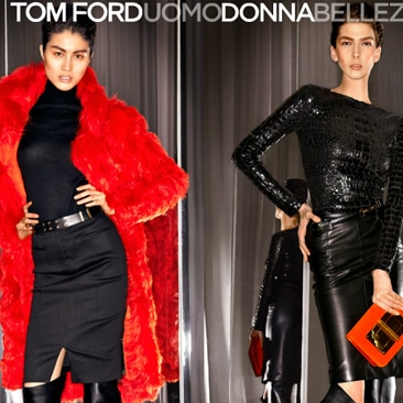 Tom Ford apre a Londra