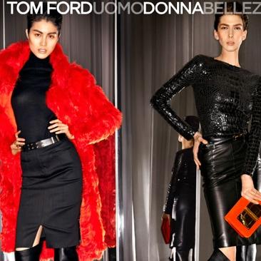 Tom Ford apre a Londra