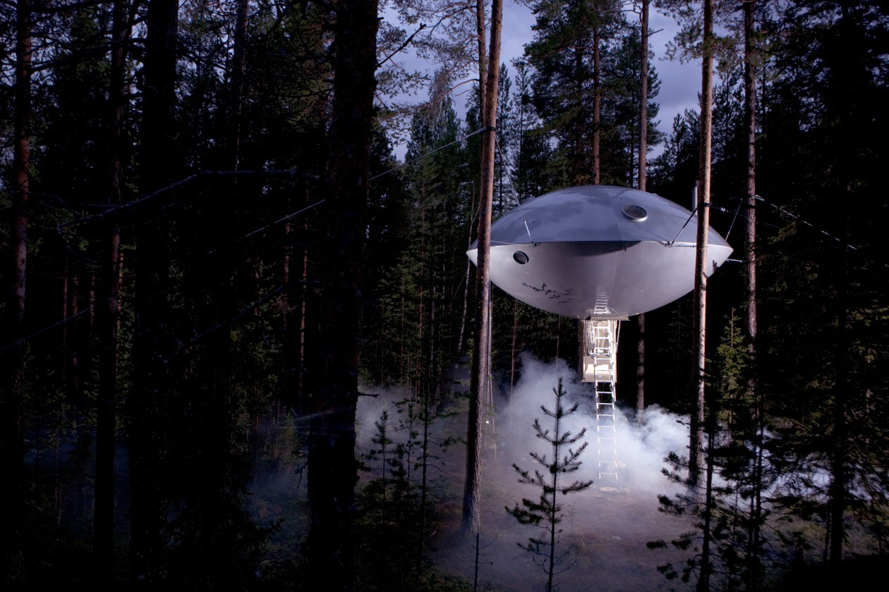 Un UFO è atterrato in Svezia Photo  Peter Lundstrom, WDO