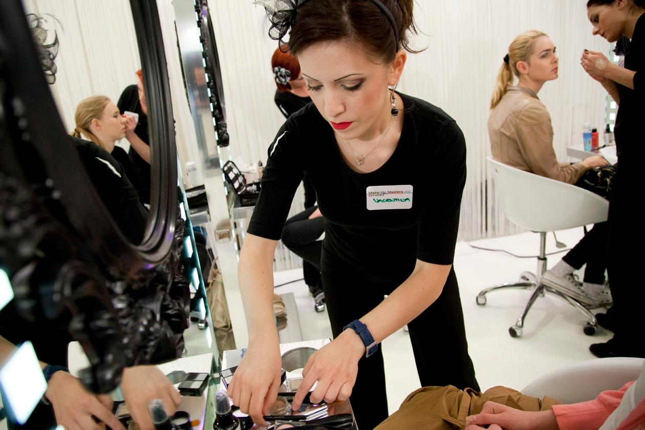 Valentina Coco è tra i finalisti ai Make Up Masters di Sephora 2012 by Lancôme
