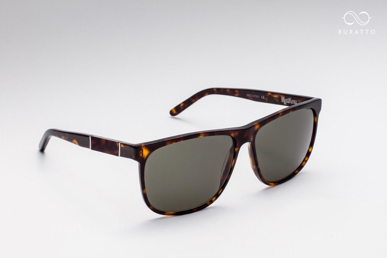 Buratto occhiali tartaruga da sole