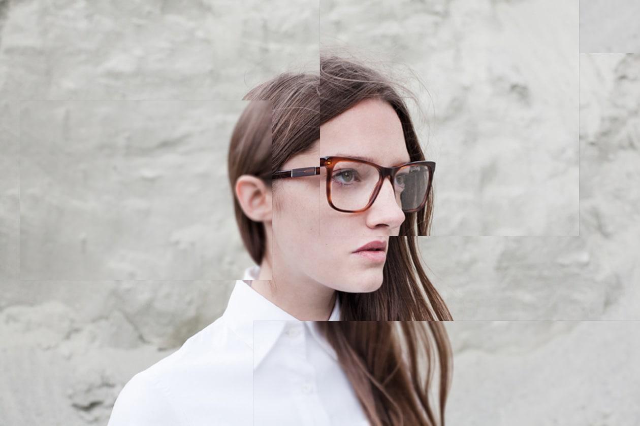 Buratto occhiali da vista marroni
