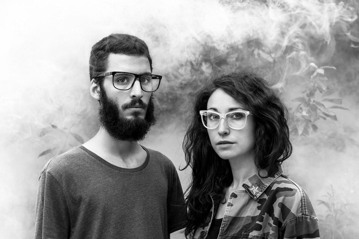 Buratto occhiali Matteo Sangalli Erika Zorzi