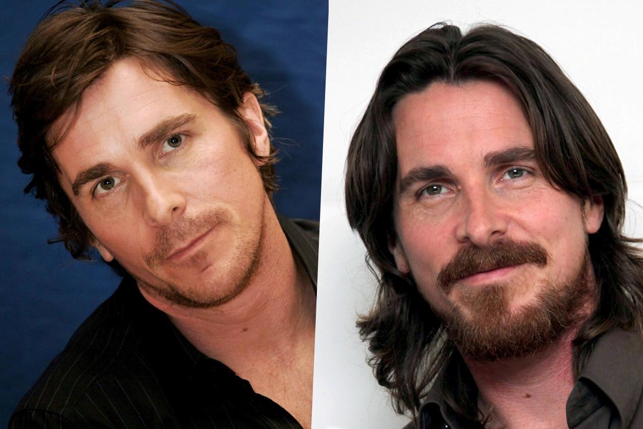 Christian Bale barba