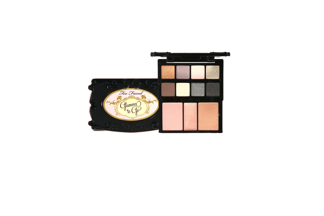 glamour to go too faced
