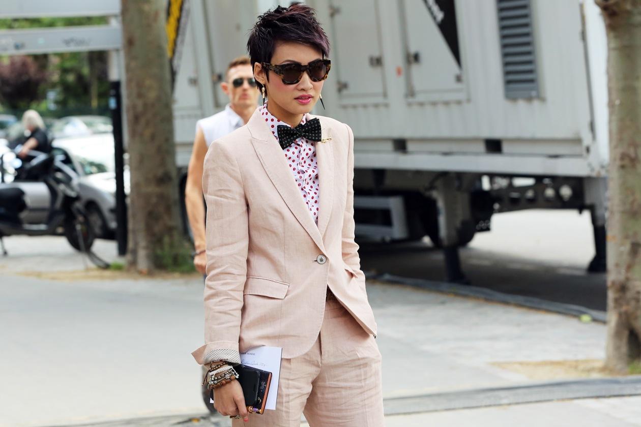 Paris Men Fashion Week Street Style: 30 Giugno