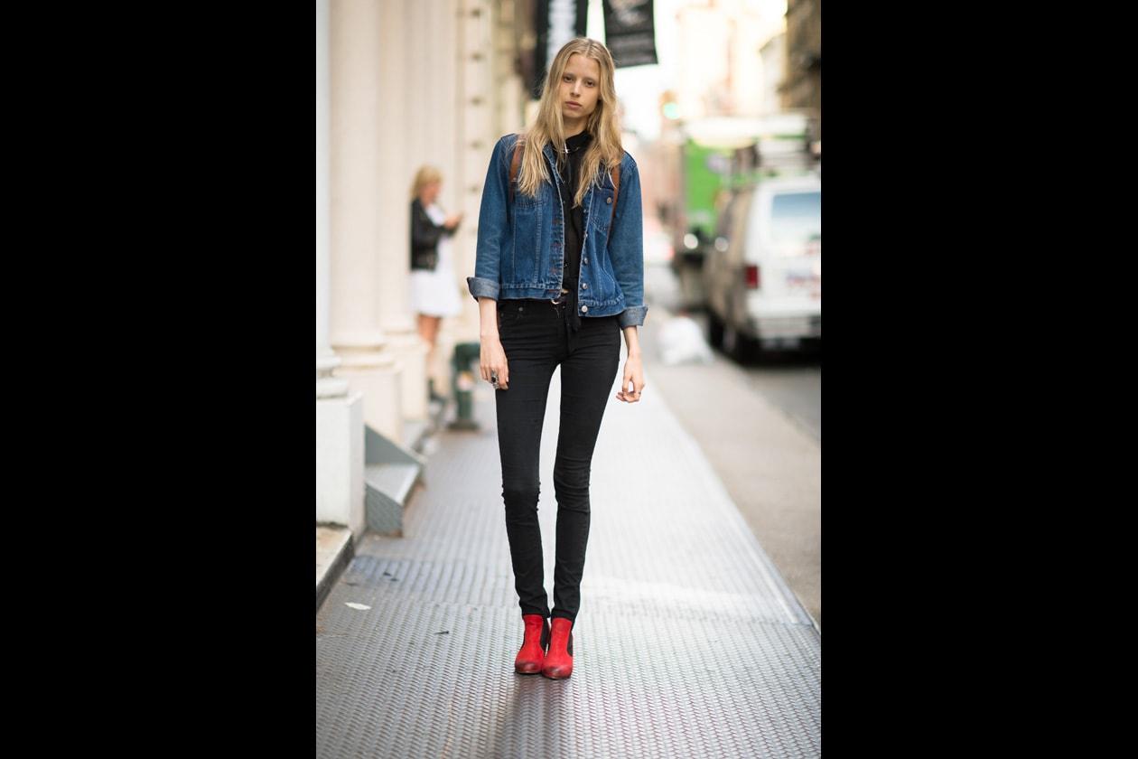 Street Style in New York: i look più glam dalla Grande Mela