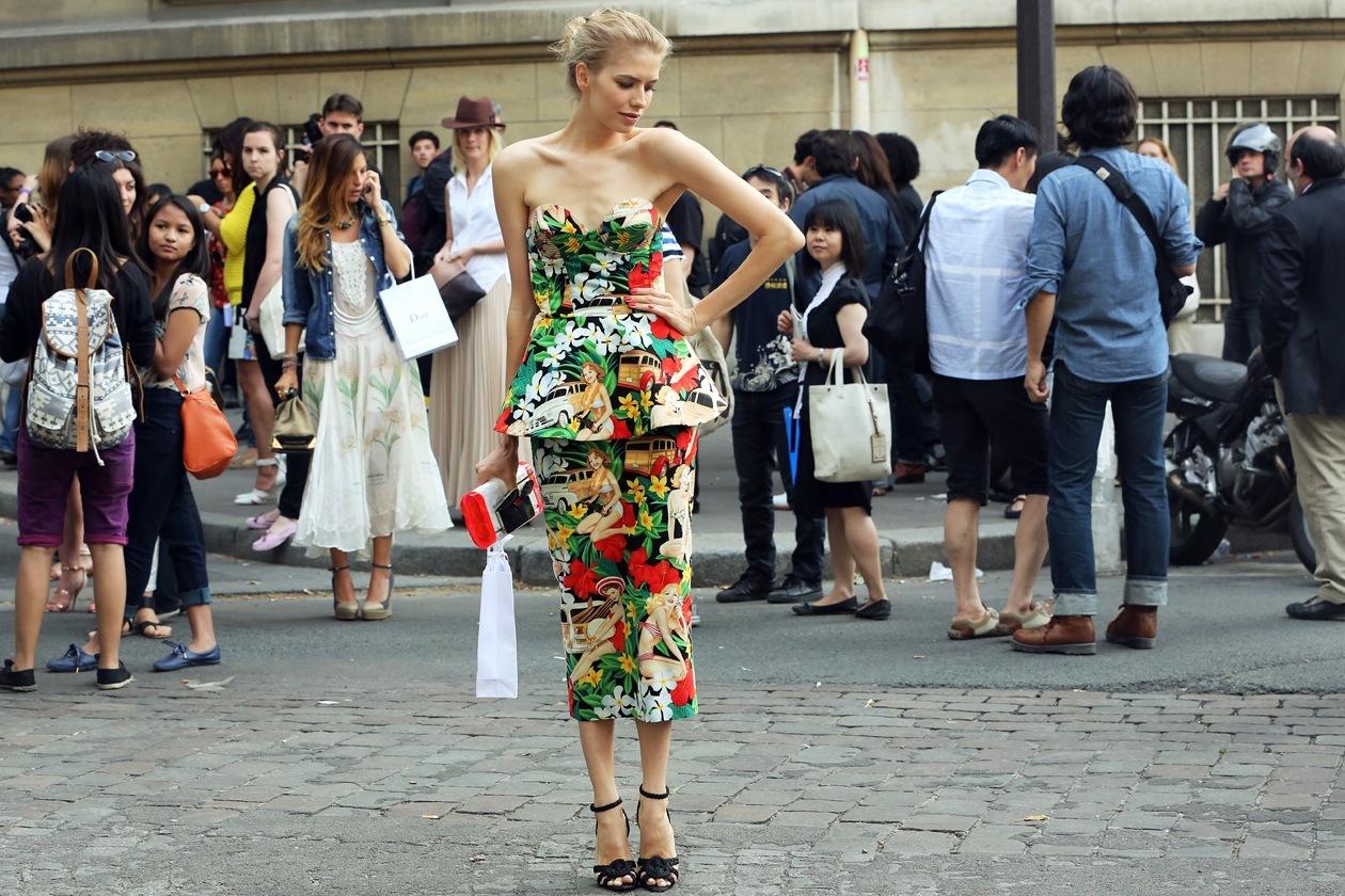 Paris Haute Couture Street Style: 2 Luglio