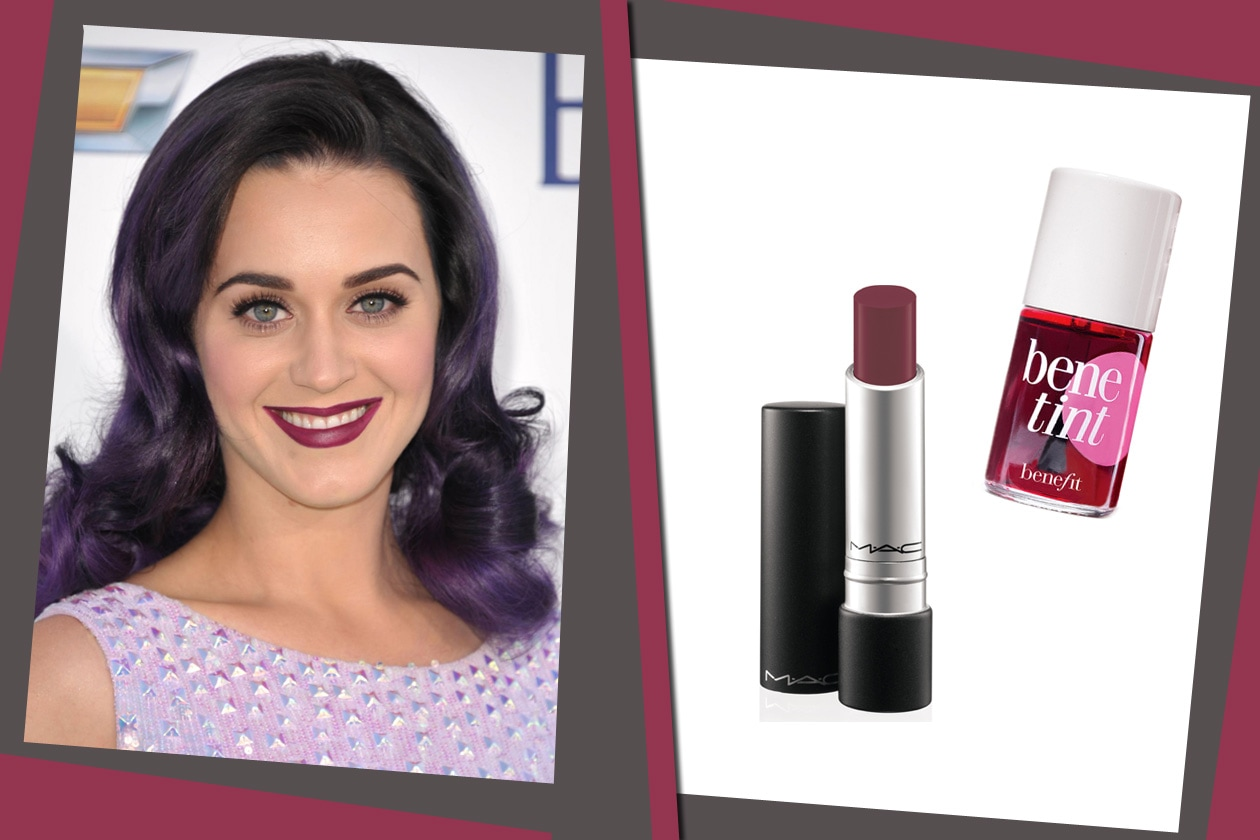 katy perry mac benefit