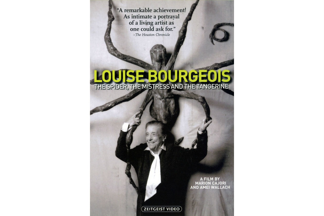 louise bourgeois the spider the mistress and the tangerine 2