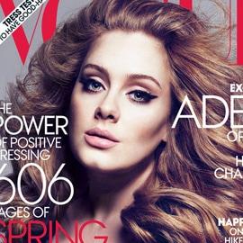 Adele su Vogue US: la cover più venduta negli Stati Uniti