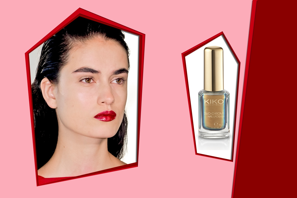 Antonio Berardi P/ 2012 – Kiko Duochrome Luxurious Bronze