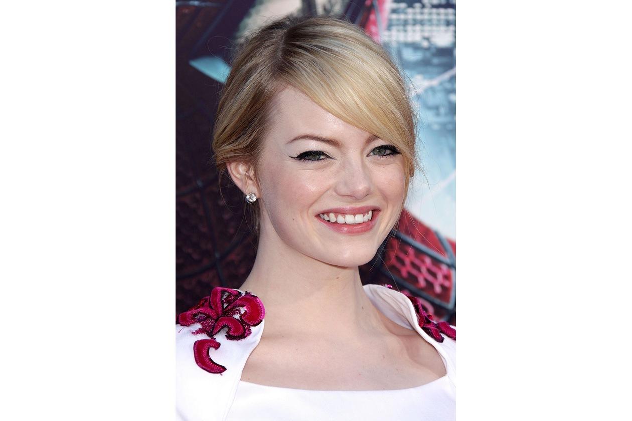 Beauty Red carpet Emma Stone