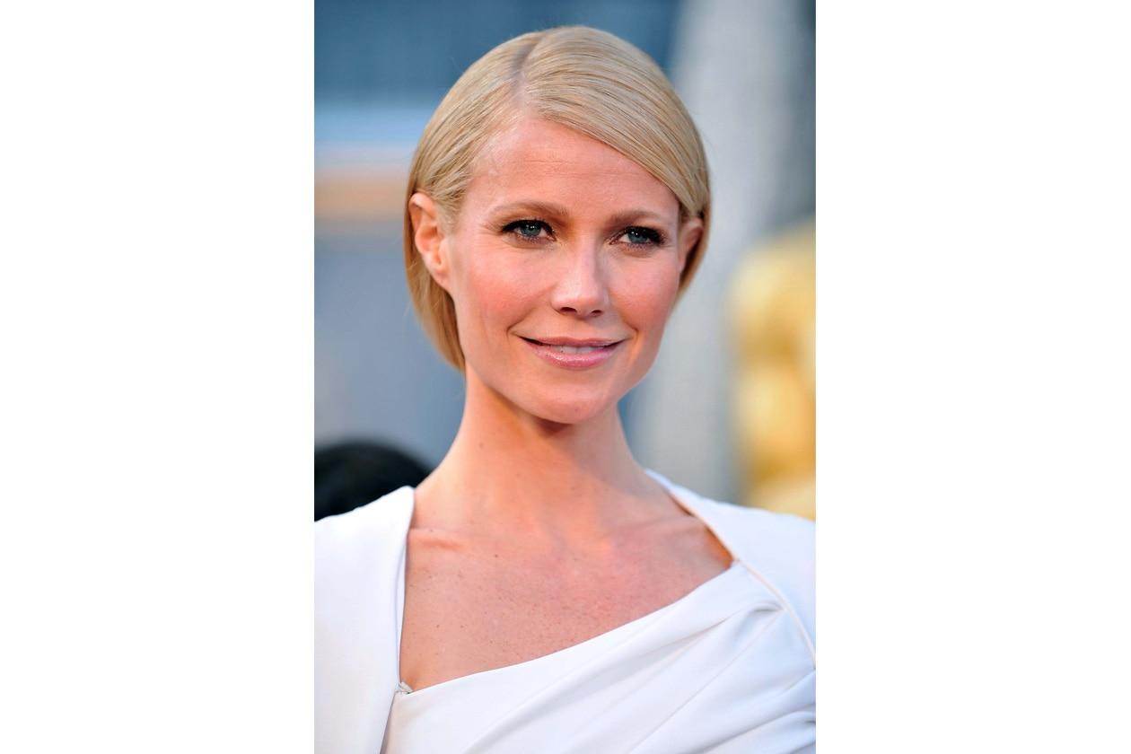 Beauty Red carpet Gwyneth Paltrow