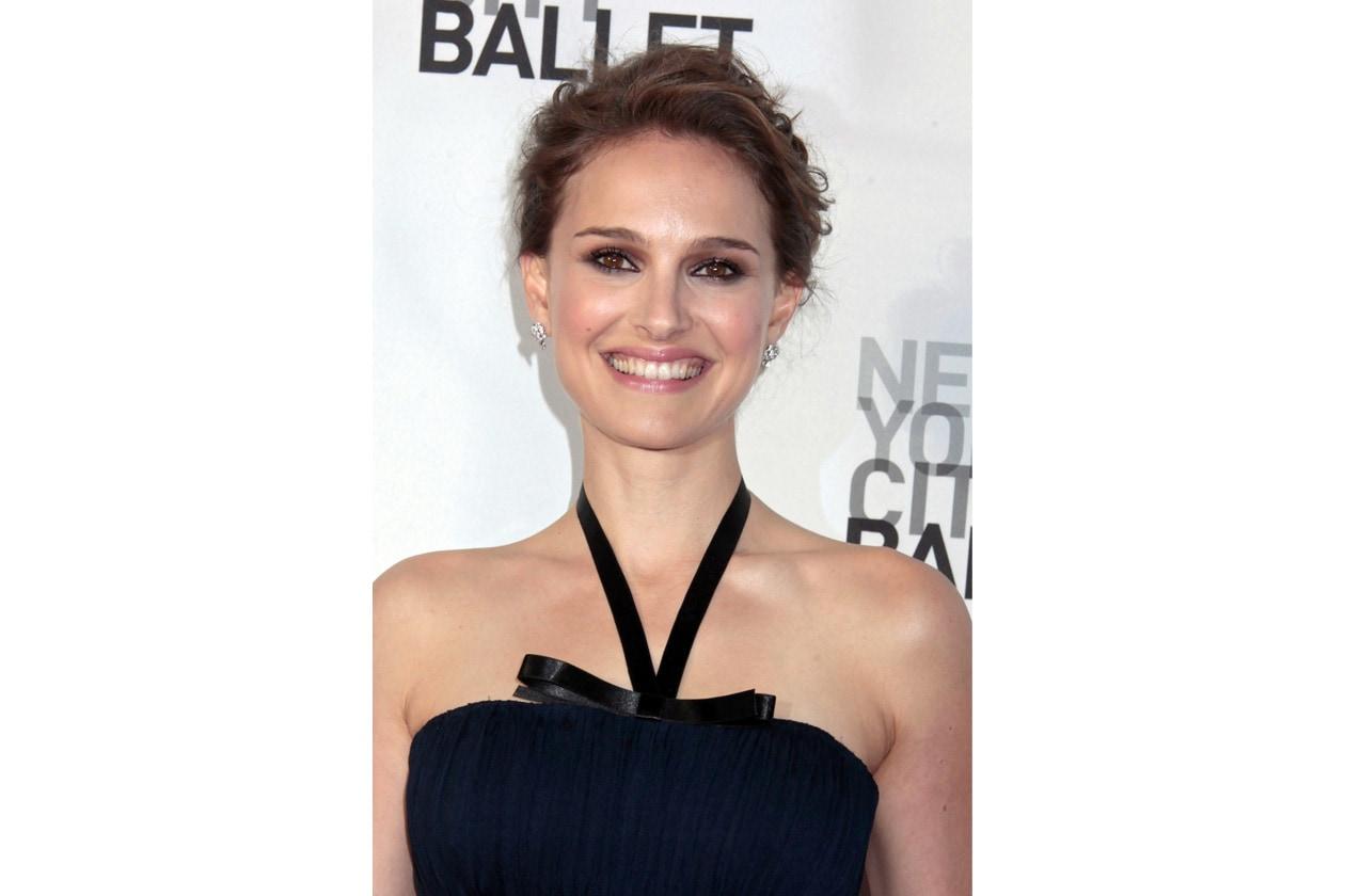 Beauty Red carpet Natalie Portman