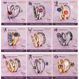 Brosway e la collezione di anelli ispirata ai segni zodiacali