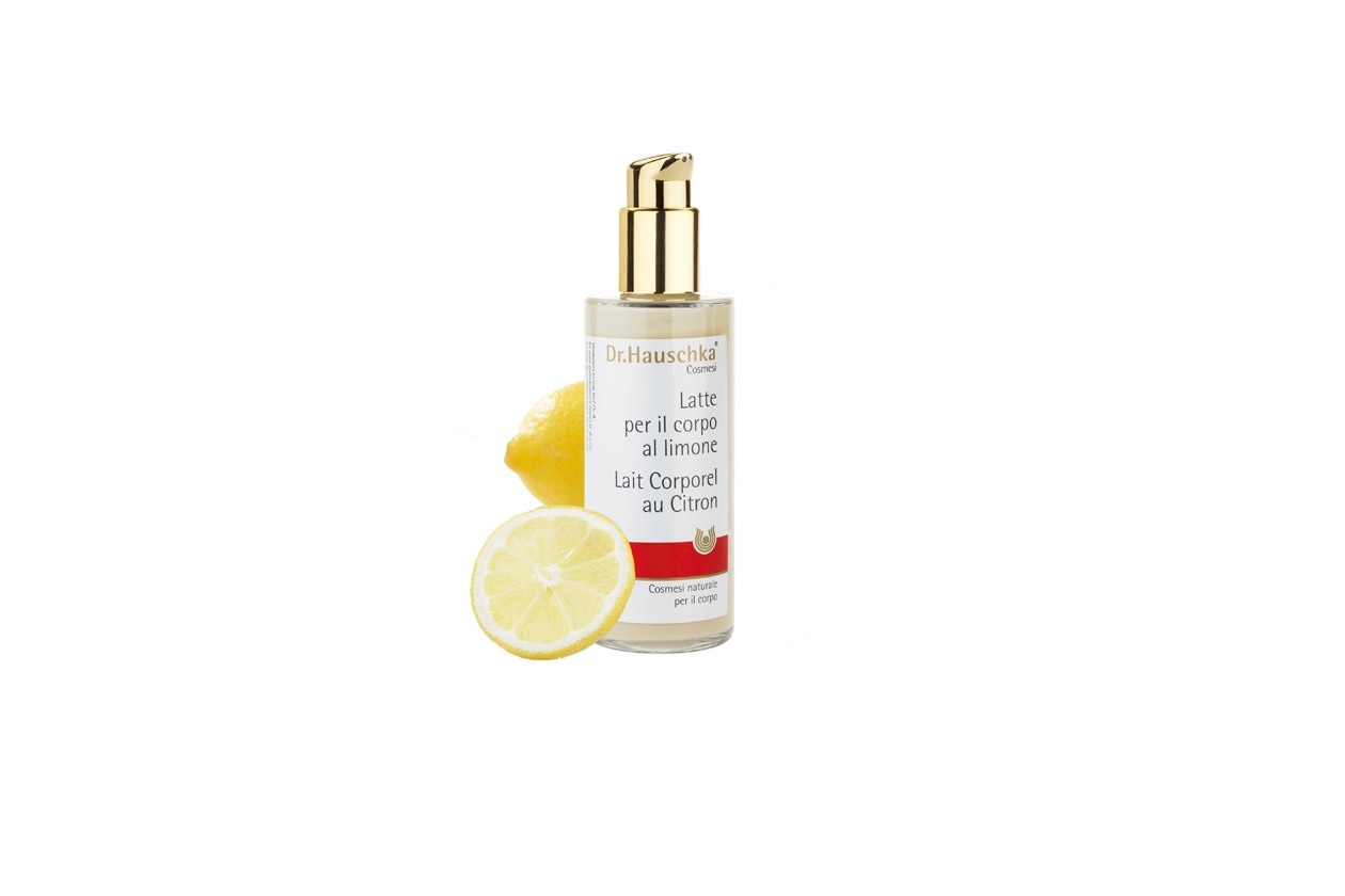 Dr Hauschka Latte Corpo Limone Lemongrass
