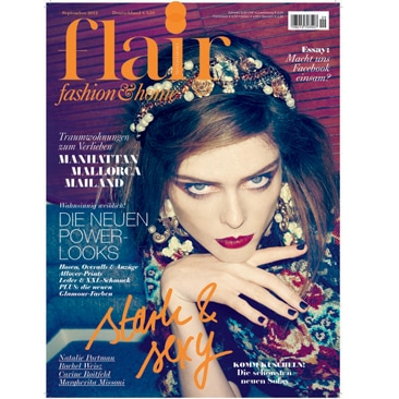 Flair Fashion&Home arriva in Germania