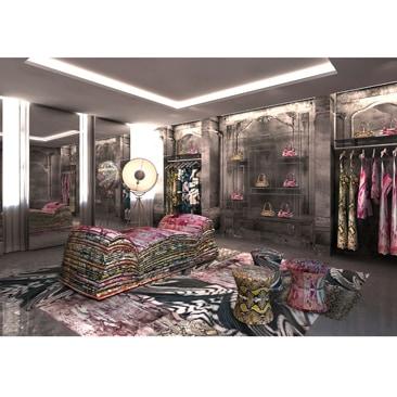 Just Cavalli Flagship Store Milan (2)