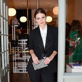 Mischa Barton e la sua prima boutique a Londra