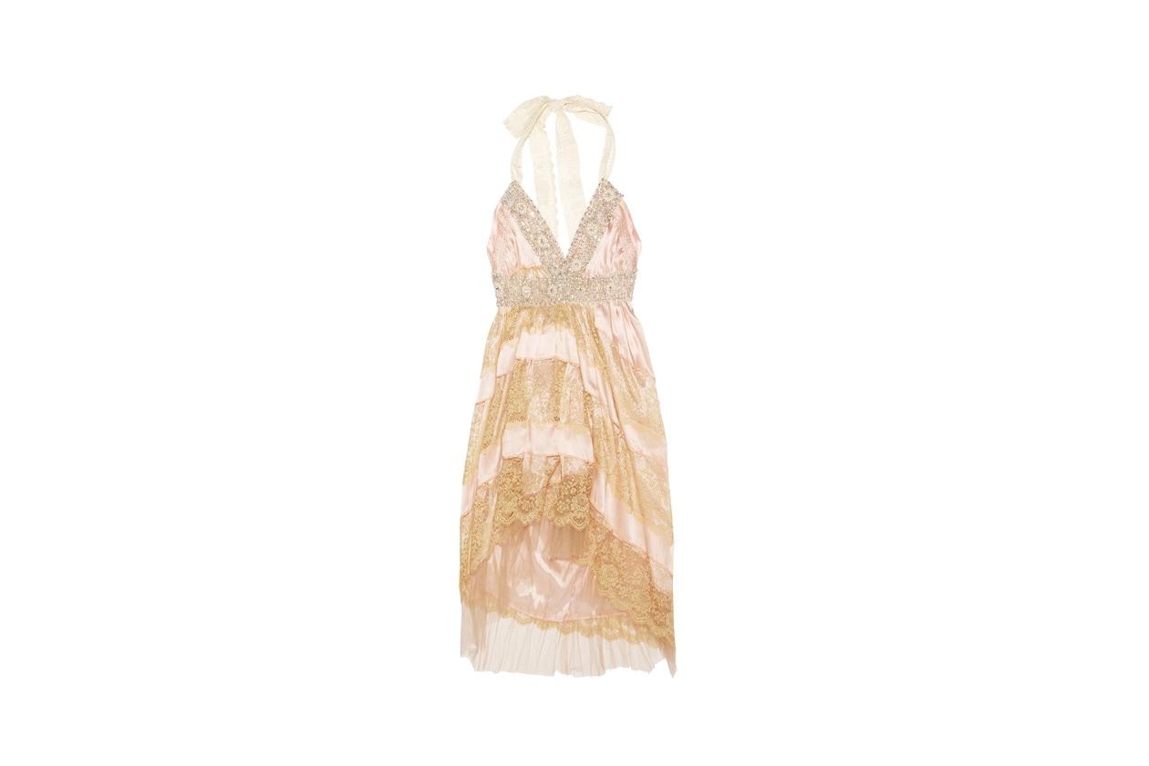 One vintage dress