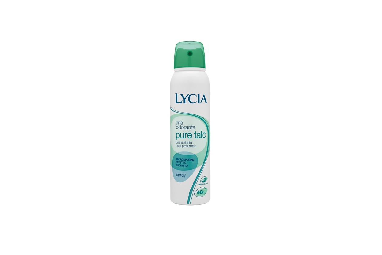 deodorante lycia