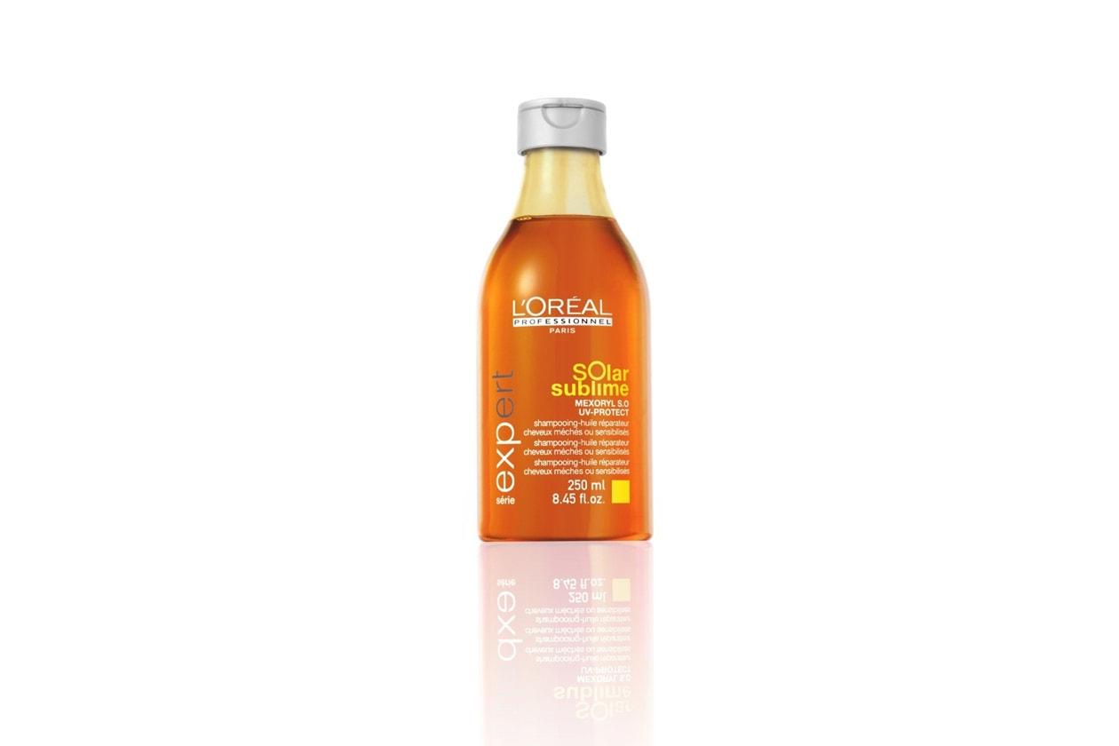 loreal professionnel solar sublime shampoo