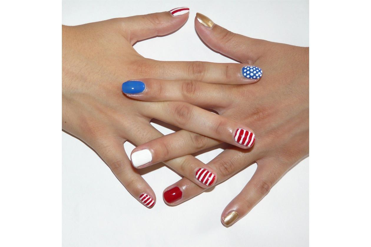 manicure francia e usa