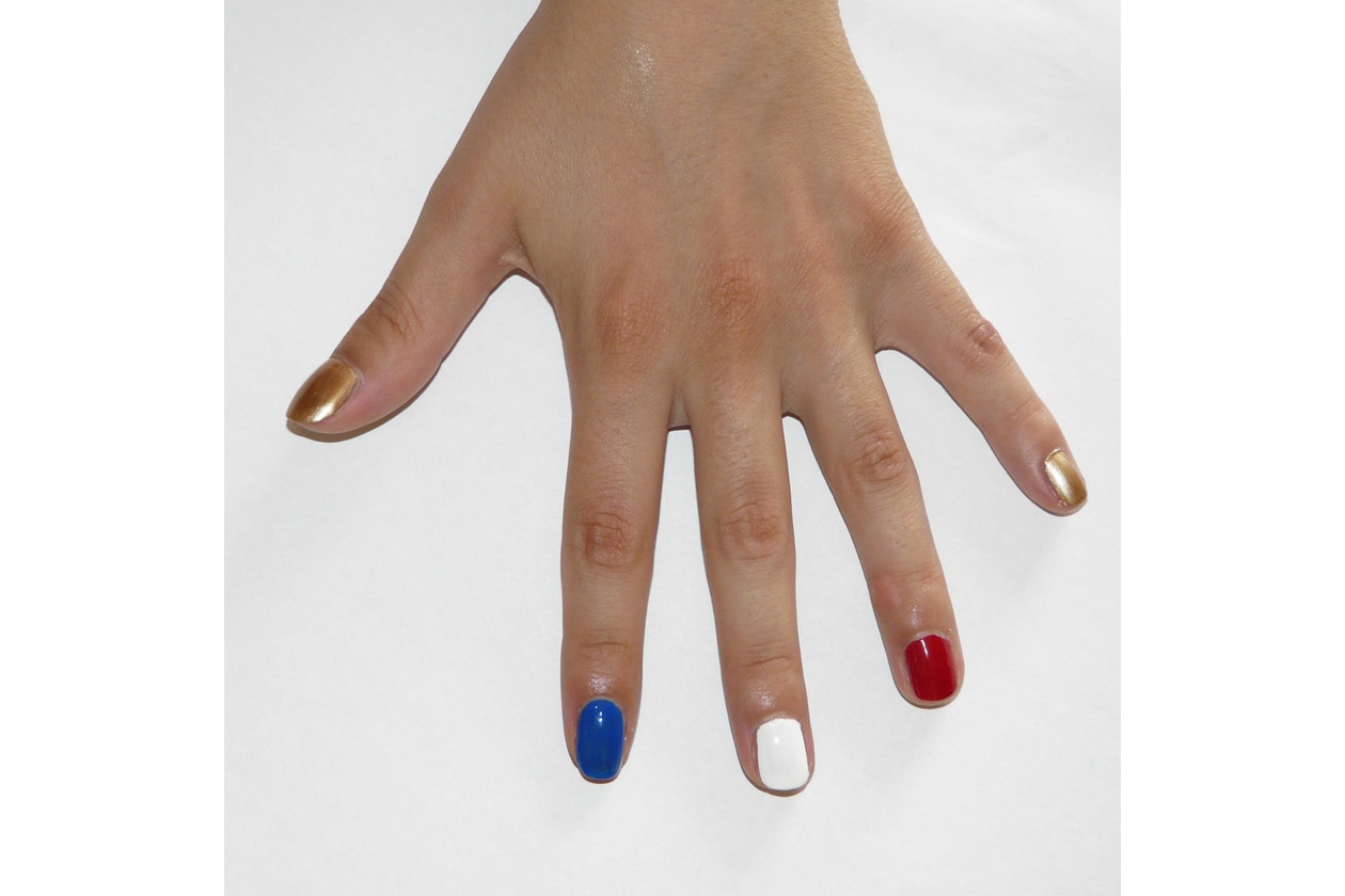 manicure francia