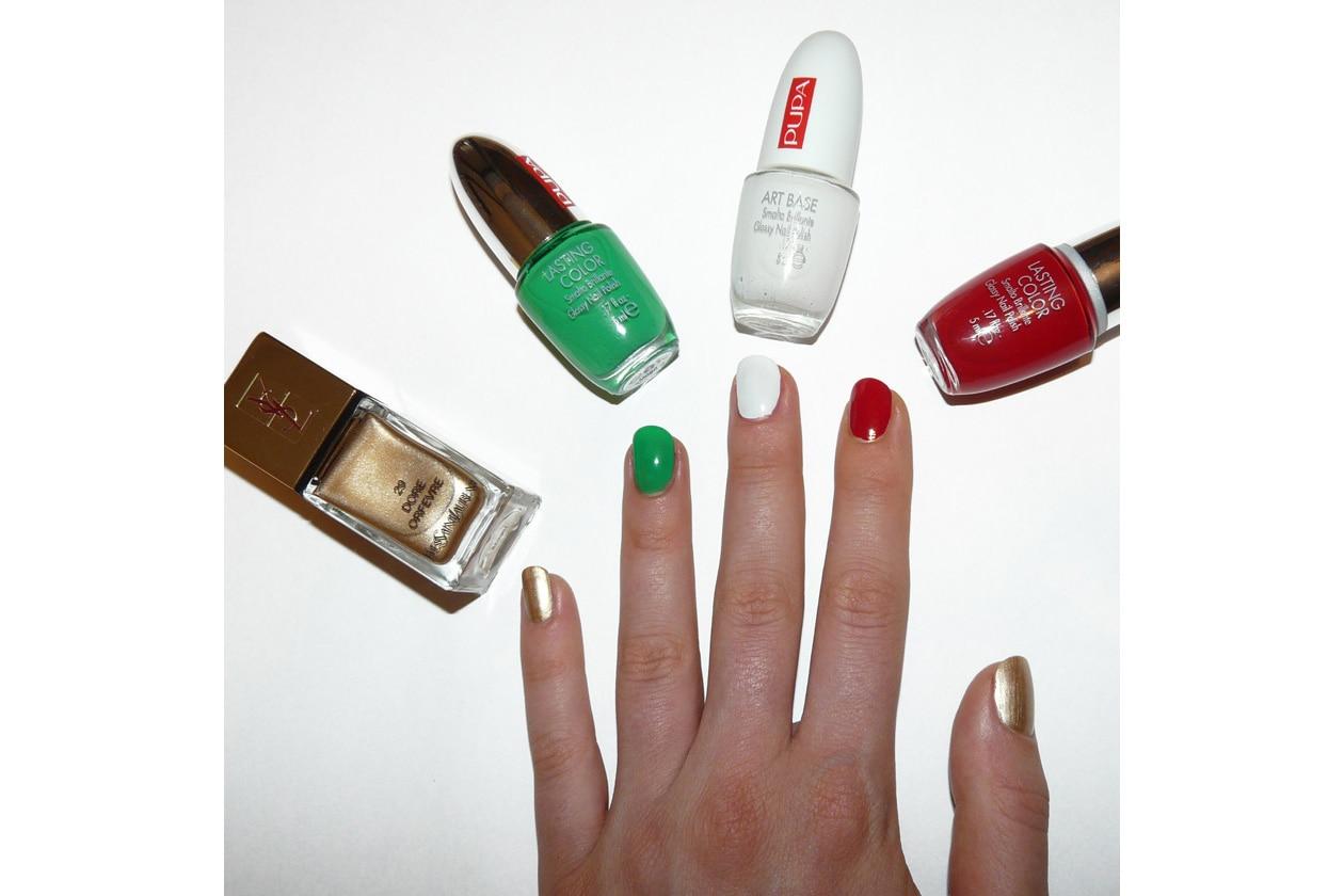 manicure italia