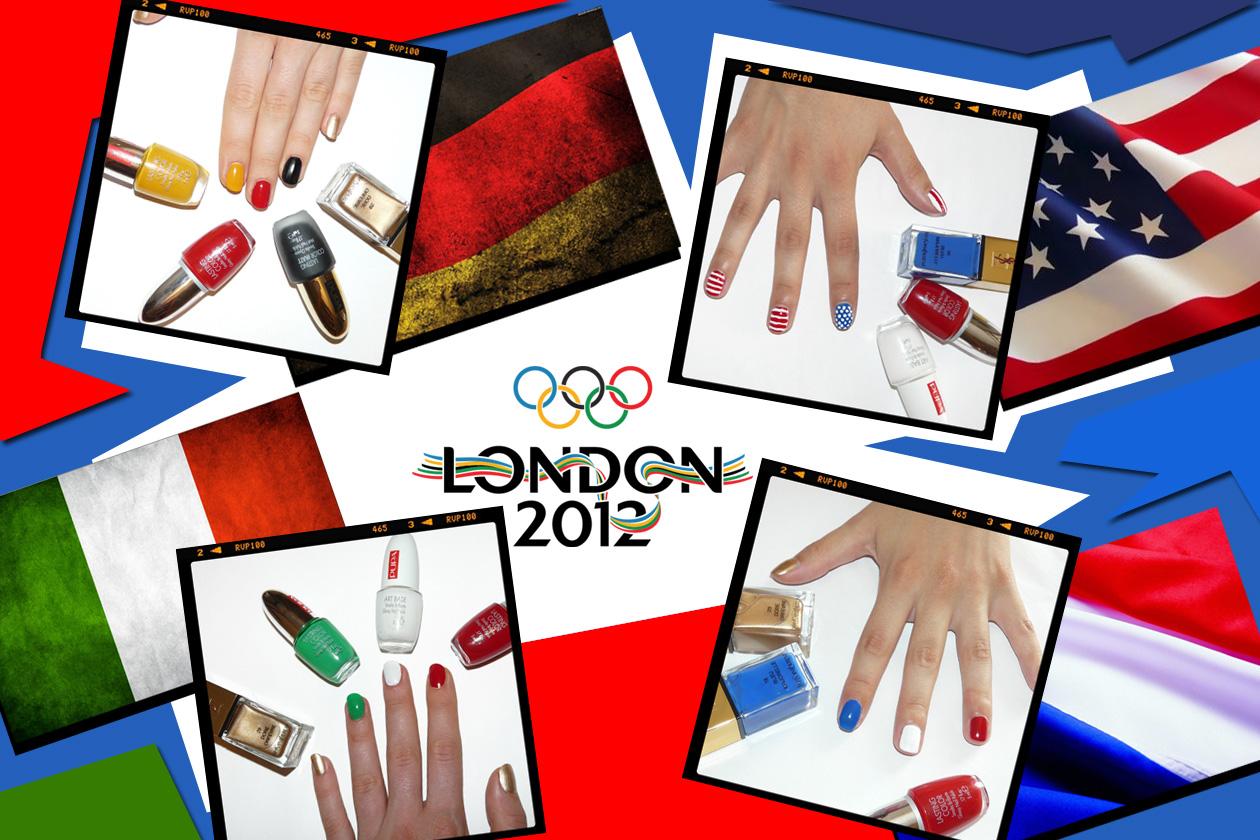manicure olimpiadi