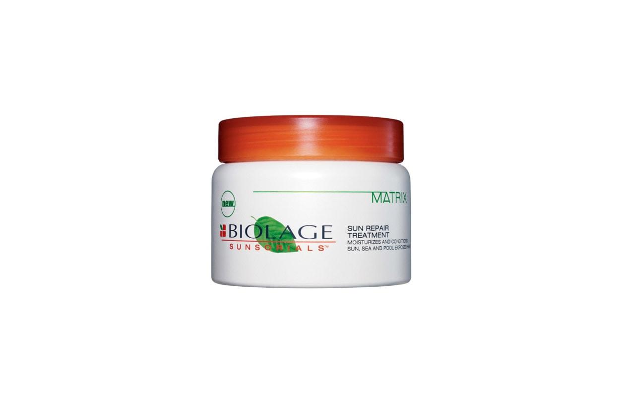 matrix biolage sunsorials maschera