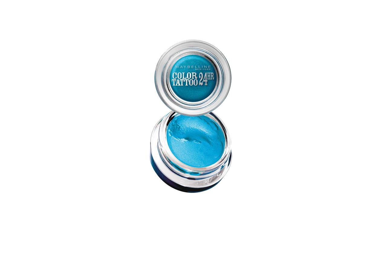 maybelline turquoise forever