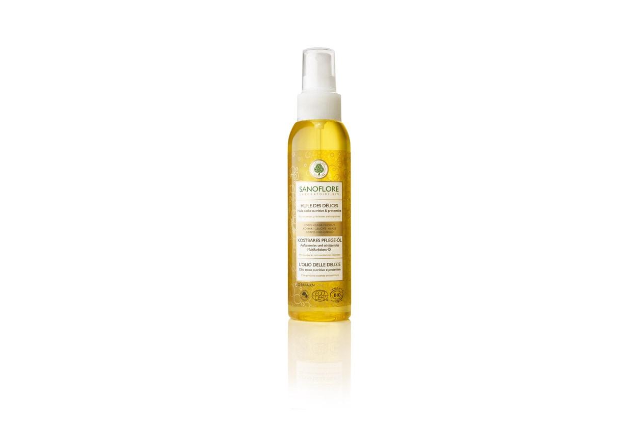sanoflore olio delle delizie