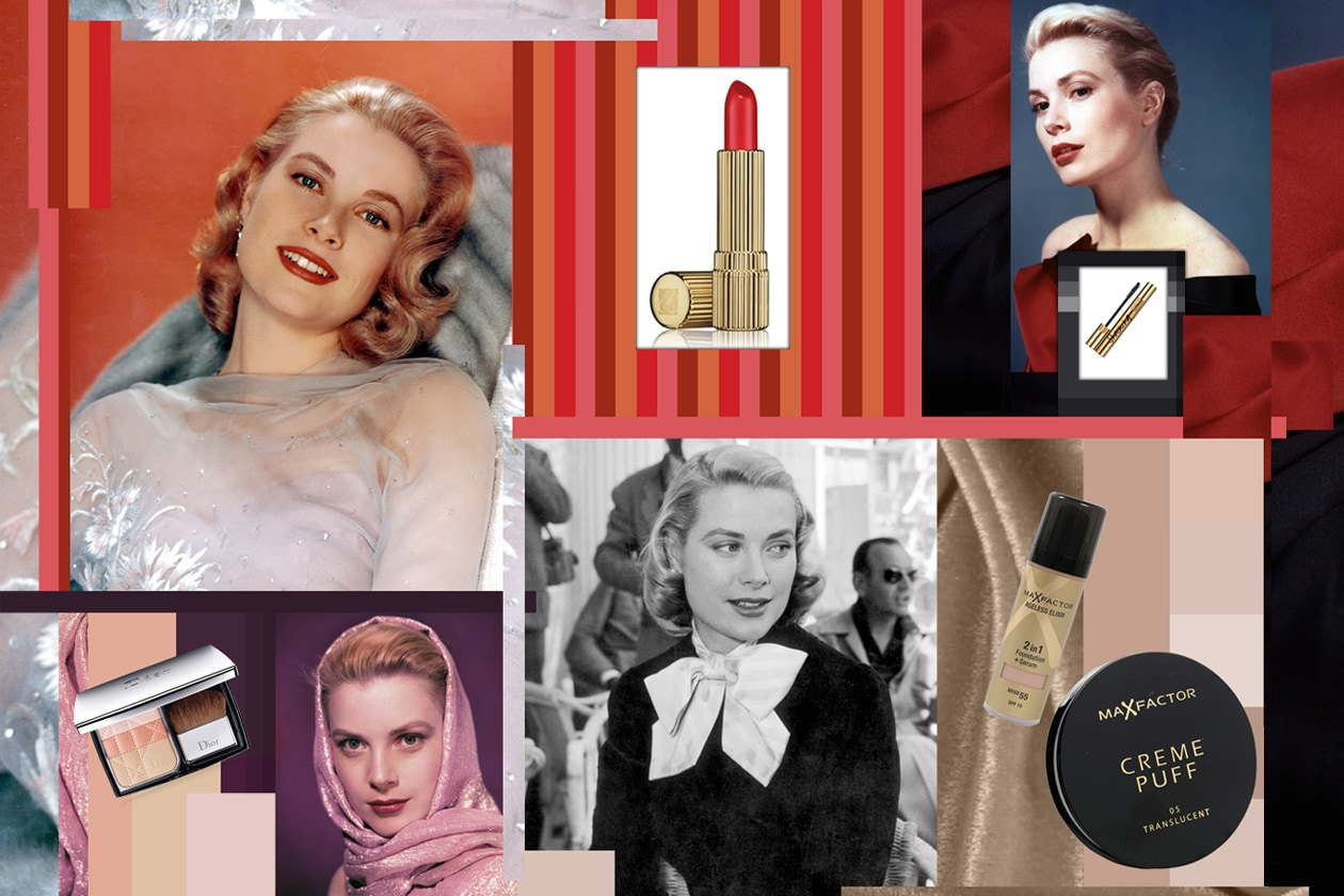 0 Grace Kelly Collage