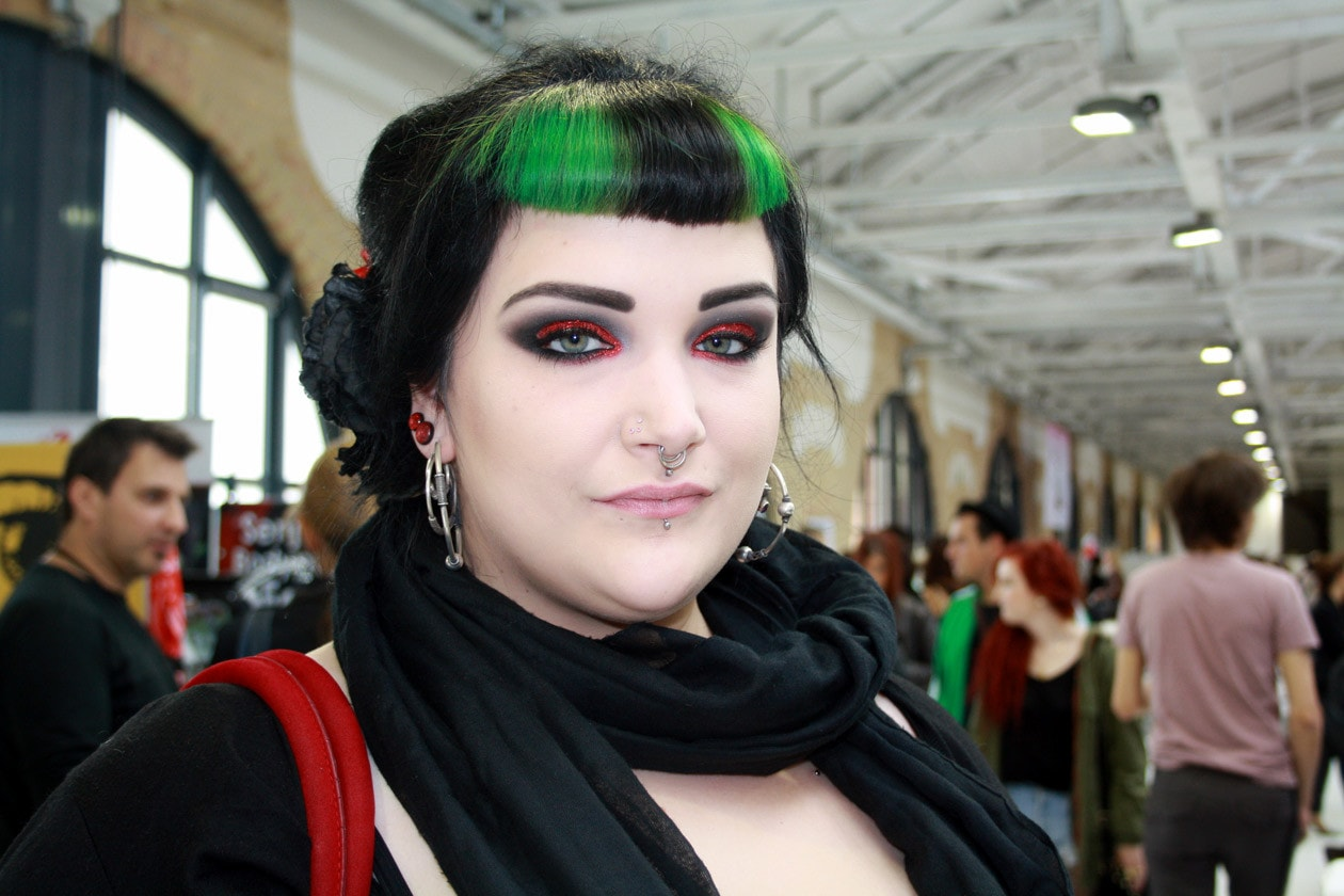 Beauty blogger in Berlin: un make up davvero originale