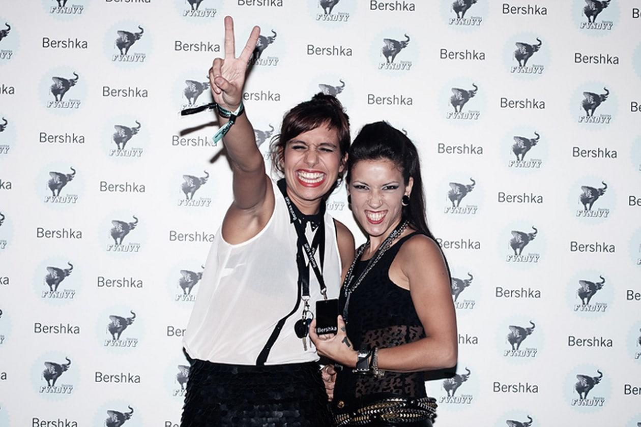 Bershka Fan Day Party