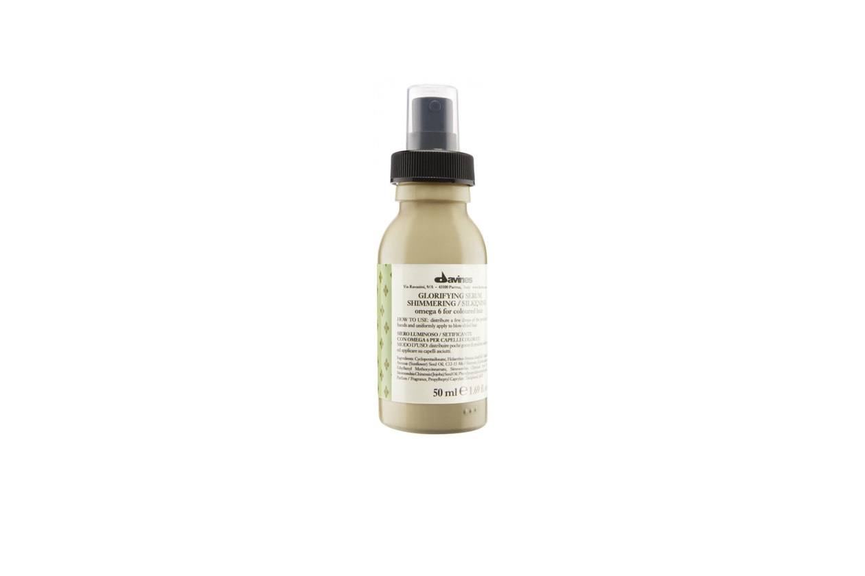 Davines Glorifying Serum Shimmering