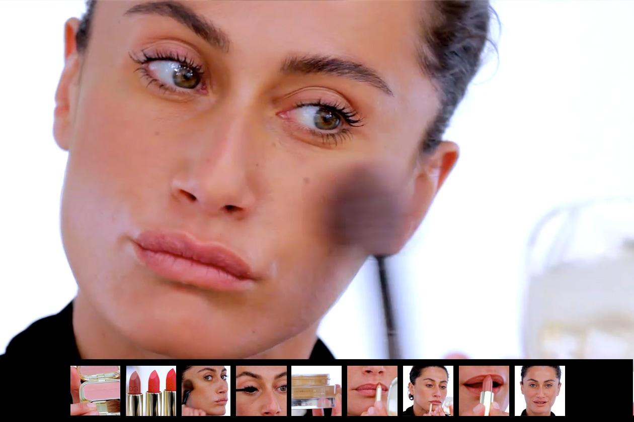Dolce & Gabbana: Intense Eyes Make up