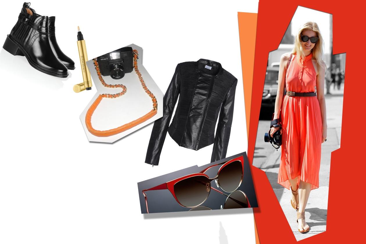 Fashion Week Essential Candice Lake